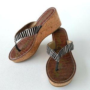 Sam Edelman Romy Cork Sandals